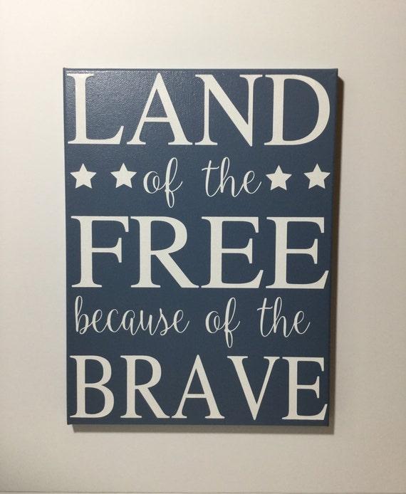 Land of bondage landof the free