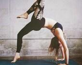 Braided Leggings, Yoga Leggings, Dance Leggings, Club Wear, Festival Pants, Holiday Sale, yoga pants, funky yoga pants, gift for her, sexy