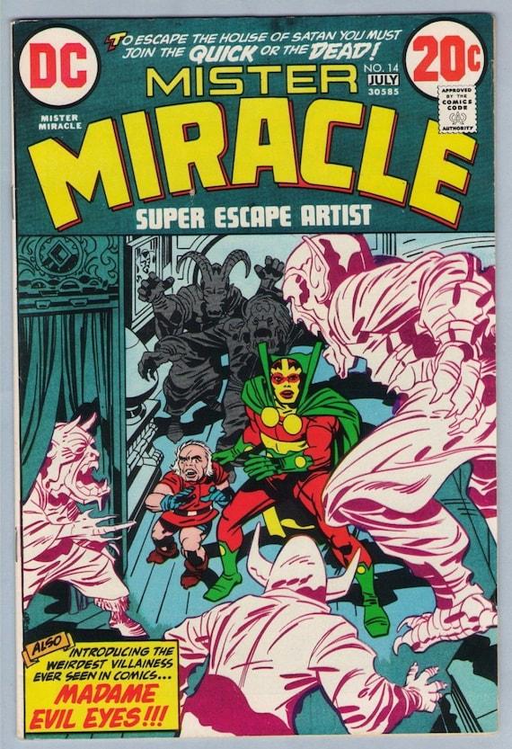 Mr. Miracle 14 Jul 1973 FI+ (6.5)