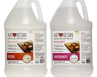 ArtResin Epoxy Resin (2 gal) ..............               FREE SHIPPING