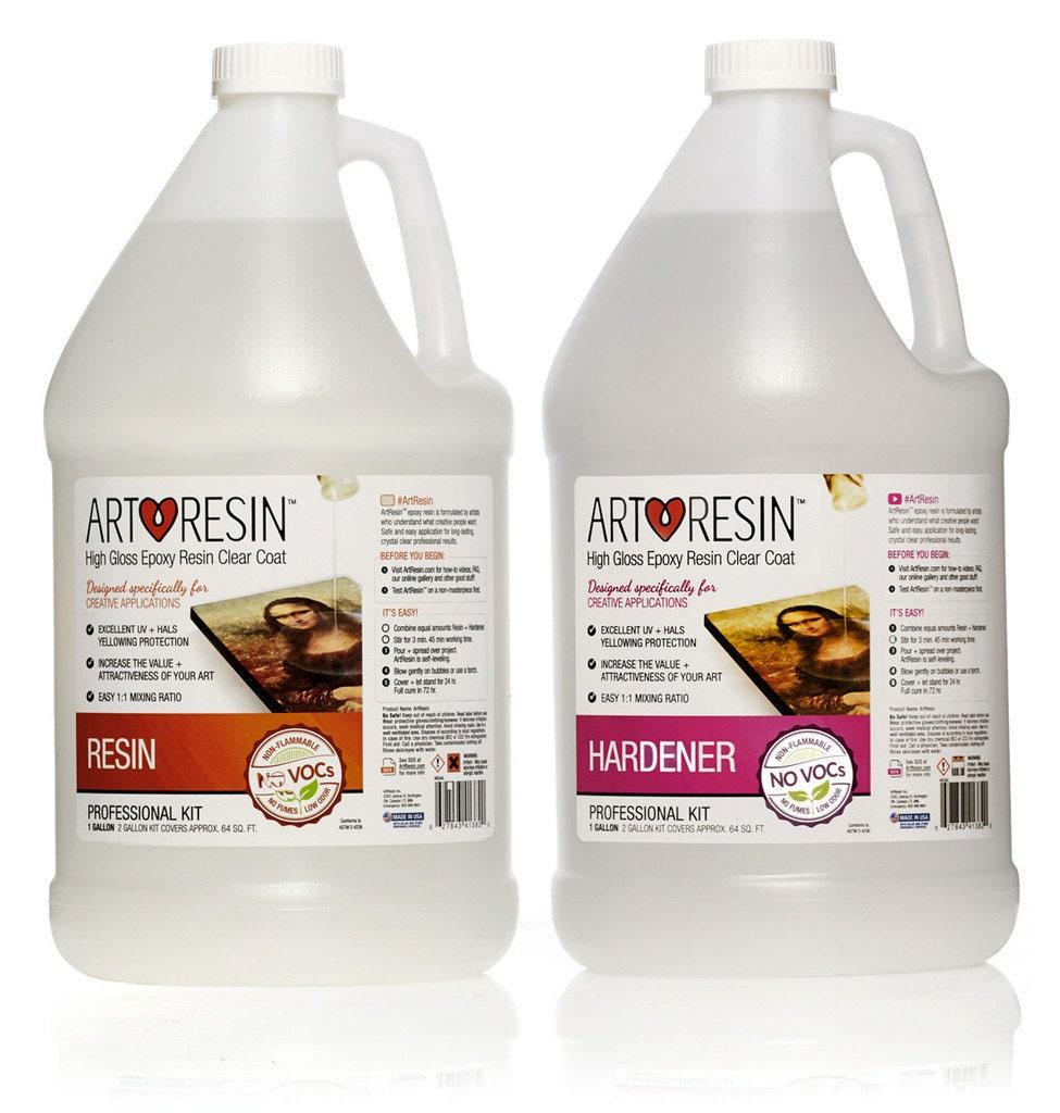 Artresin Epoxy Resin 2 Gal Free