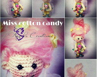 Miss Cotton Candy