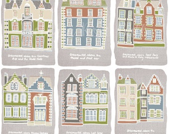 Grassmarket Postcards