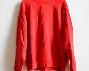 United Colors of BENETTON sweatshirt size L
