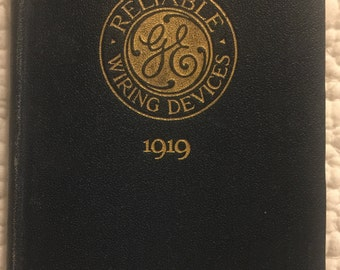 General Electric Specialties Catalogue 1919 - Pacific States Electric Company