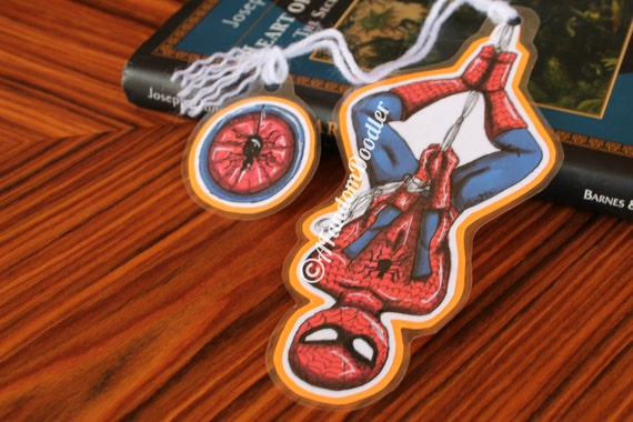 Spider-Man (Marvel) Bookmark