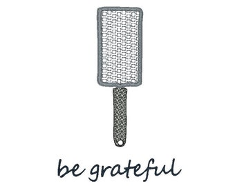 Kitchen Towel / Be Grateful