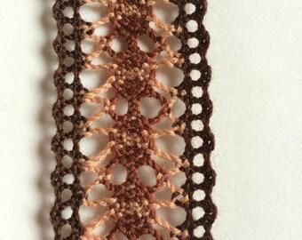 Vintage Crochet Lace Trim