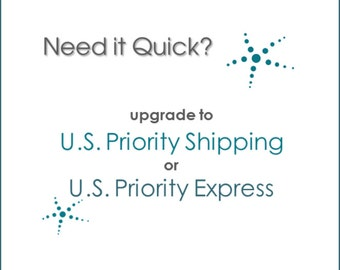 Shipping Upgrade for Priority Shipping