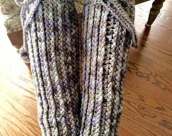 Leg Warmers Crochet Pattern, Hippie Leg Warmers Pattern, Crochet Leg Warmers, Instant Download Crochet Pattern , Hippie Leg Warmers, Kenzie
