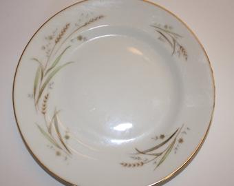 "Golden Harvest 6-1/4"" dessert plates"