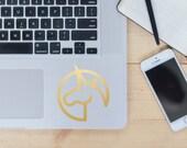 Unicorn Sticker / Vinyl Decal / Laptop Sticker / Car Decal / VNL Company