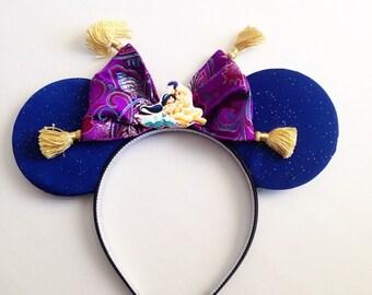 Aladdin Jasmine  Whole New World ears headband