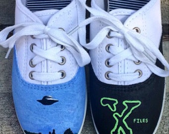 X-Files Shoes