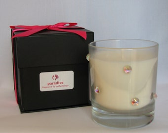 Paradise - Natural Soy Wax Candle