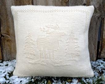 Moose knit pattern Etsy