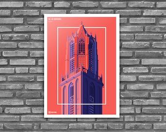 Towers of The Netherlands - Utrecht