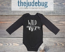 Wild One Onesie®| Wild One Toddler Shirt