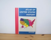 S A L E Vintage Atlas of United States History