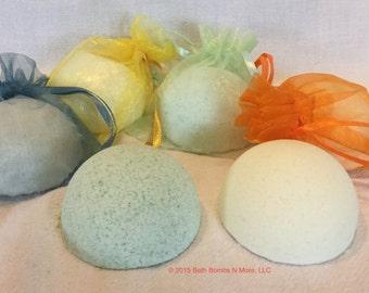 All Natural Handmade Shower Bombs