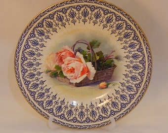 wall plate Roses In Box