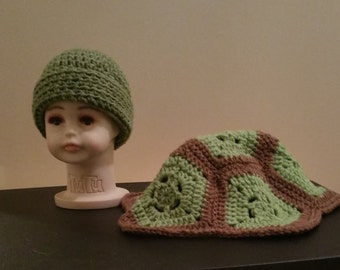 Newborn Turtle Outfit