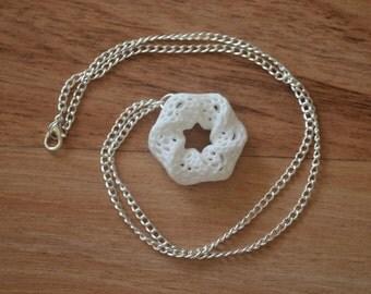 3D Printed Voronoi Pattern Pendant