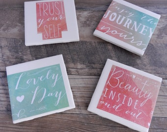 Inspiration Coasters