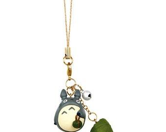 Strap ・Bag Charm / My Neighbor Totoro Studio Ghibli / Souvenirs of sweets Burarin Sakuramochi