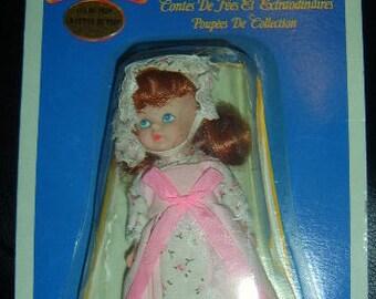 Vintage Fairytales & Fantasies LI'L BO PEEP Bookshelf Collectible Doll