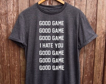 Video Game Tshirt - hardcore gamer shirt, funny gamer shirt, gamer tumblr shirt, funny gamer tshirt