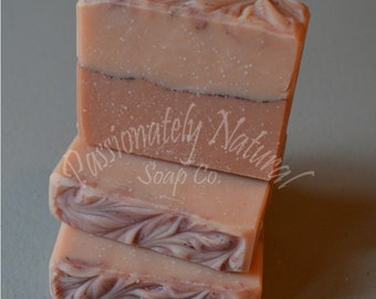 Pinky Pink Soap
