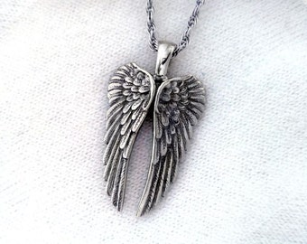 Angel Wings.Angel Wings Pendant.Guardian Angel Charm.Gifts For Her.Wing Pendant.Аngel Wings Jewelry.Angel Wing Charm .Wing Necklace.Аngel