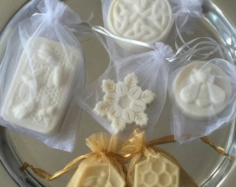 Goats Milk and Honey Soaps