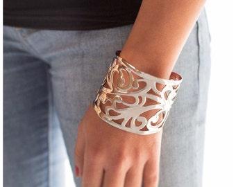 Ladies cuff bracelet