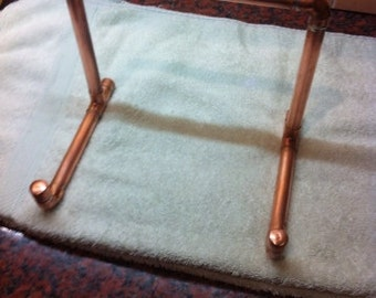 Copper Ipad Air Stand - Handmade