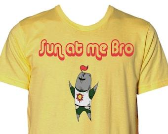 Sun At Me Bro - Chibi - Parody
