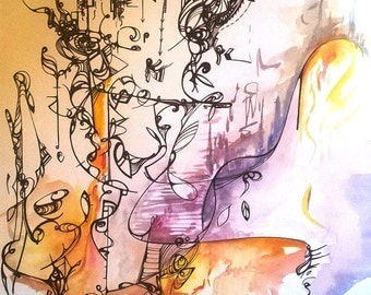 Intricate Drawing