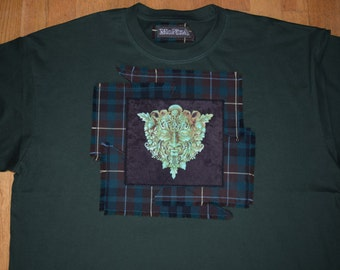 Green Man - Celtic Pagan Ancient T-shirt Design - Celtic Clothing - Novelty Gifts
