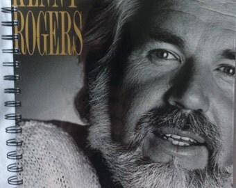 1983 Kenny Rogers We've Got Tonight Notebook