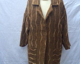 Luxe Womens Winter Coat
