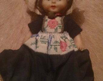 National Costume Doll