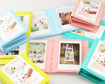 Photo Album for Instax Mini and Polaroid PIC300