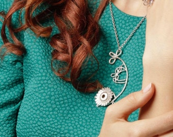 FLOR NECKLACE