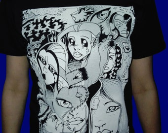 The Lovely Suicide T-shirt