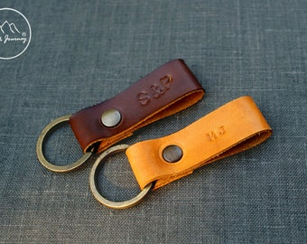 personalized keychain,leather keychain,engraved keychain,keychain leather,initial keychain,name keychain,Key Fob ,Keyring