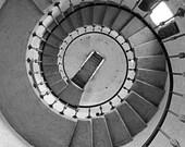Spiral Staircase, Archite...