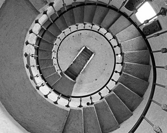 Spiral Staircase, Architectural Photography, Landscape Photography, Fine Art Photography