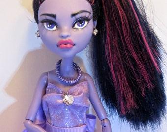 Monster High OOAK Custom Repaint Jane Boolittle