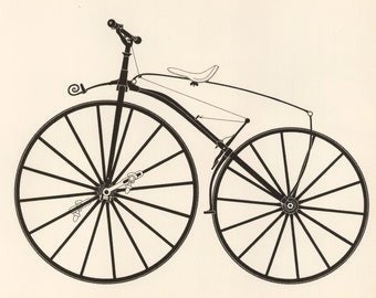 Michaux Bicycle Design, 1966